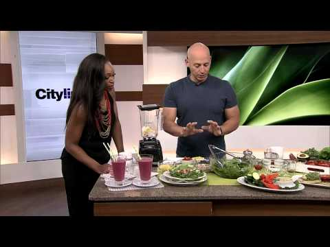 Harley Pasternak's body reset recipes