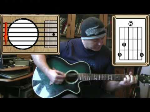 The First Cut is the Deepest - Cat Stevens - Guitar Lesson