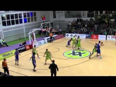 Matrixx Magixx-BS Weert 1st Half 2013 2014 Dutch Basketball League