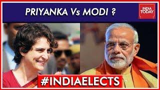 Will Priyanka Gandhi Take On PM Modi In Varanasi?   Lok Sabha Elections 2019