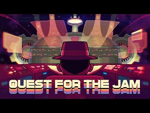 Ronald Jenkees - Quest For The Jam (Official Music Video)