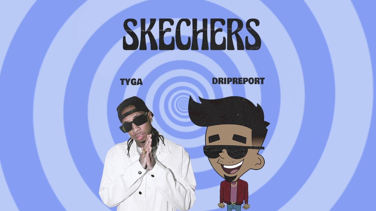 Skechers (feat. Tyga) - Remix (Official Audio)