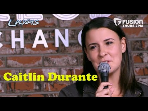Caitlin Durante | Star Wars Romance | Standup Comedy