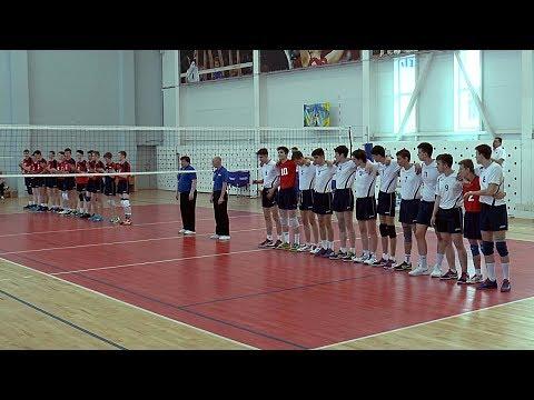 Волейбол. Юноши.  FullHD. Игра  за 1-е место. Московская область - Белгородская область