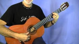 ENTRE DOS AGUAS (Paco de Lucía) - Nou/Nuevo/New tutorial 1/4