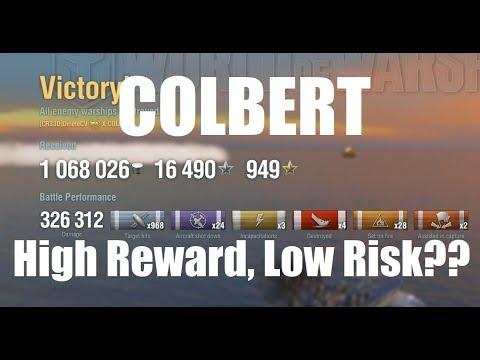 Colbert [WiP] - High Reward, Low Risk??
