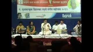 Sandhikali ya asha by Saee Tembhekar and Ravindra Sathe