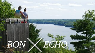 BON ECHO: THE MOST BEAUTIFUL PLACE IN ONTARIO