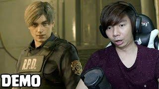 Seruuu Ga Sabar Maininnya - Resident Evil 2 DEMO Indonesia