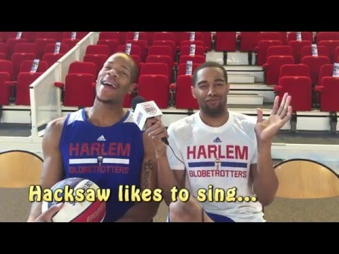 Behind-The-Scenes: Pregame Music | Harlem Globetrotters