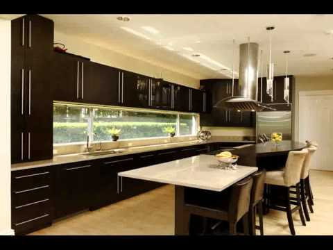 Interior colours for kitchen interior kitchen design 2015 youtube Modern kitchen design ideas 2015