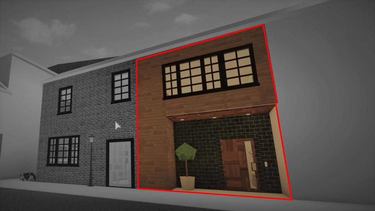Building A Tiny Town 3 Roblox Bloxburg Youtube