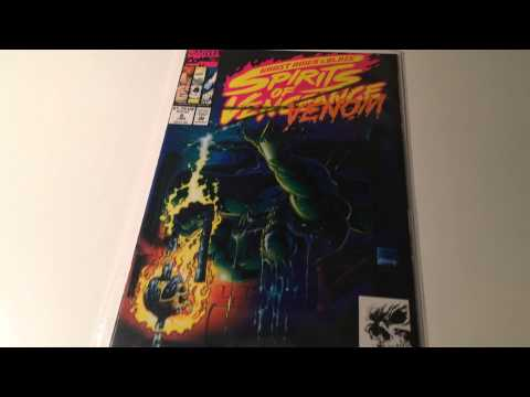 Ghost Rider Comics & X-Men 2099 (Comic Chat #6)
