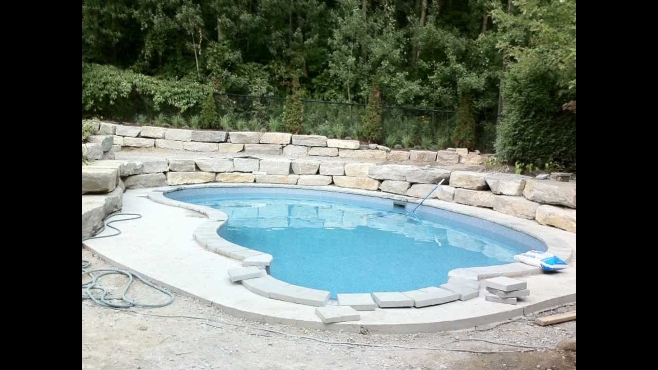 how to close an inground pool for the winter video