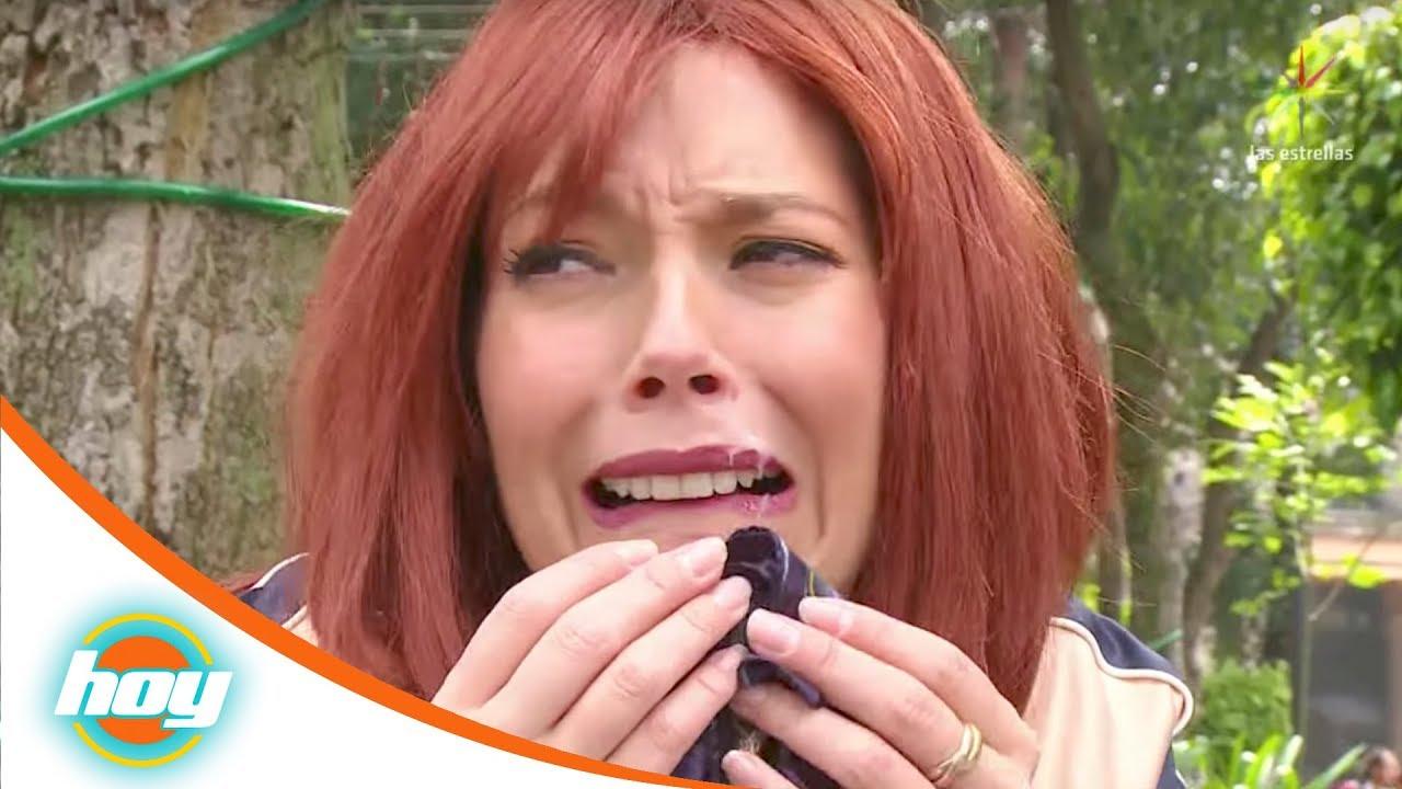 Hicieron llorar a Fernanda Ostos   Me los llevo de calle   Hoy #1