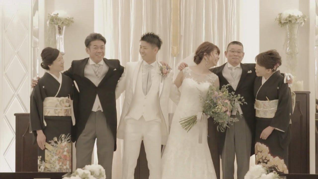 【感動の一日】感謝 結婚式で大切なことをきちんと伝える アーヴェリール迎賓館 富山 T&G
