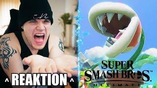 Neuer SMASH-Fighter = PFLANZE?!?!? (Reaktion)