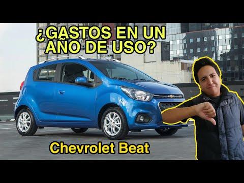 Chevrolet Beat 2020 Cuanto Gastas En Un Ano De Uso Hatchback