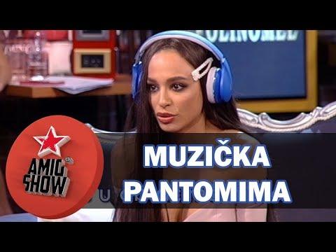 Muzička pantomima - Ami G Show S11 - E32