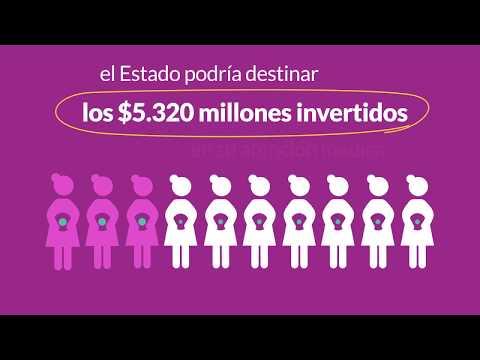 Consecuencias socioeconómicas del embarazo en la adolescencia en Argentina.