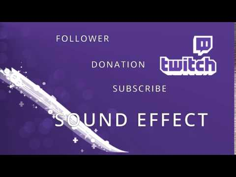 how to set up follower alerts on twitch