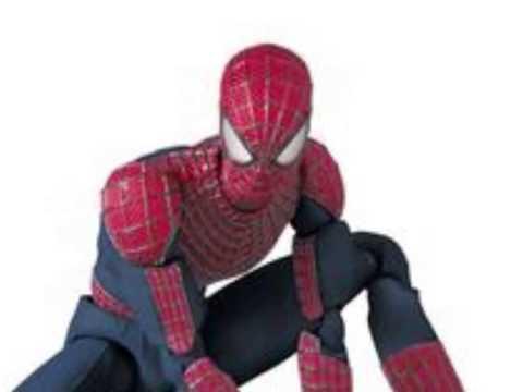 figurine spiderman pour les enfants spiderman jouet youtube