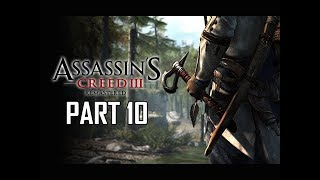 ASSASSIN'S CREED 3 REMASTERED Walkthrough Part 10 - Boston Tea Party (AC3 100% Sync Let's