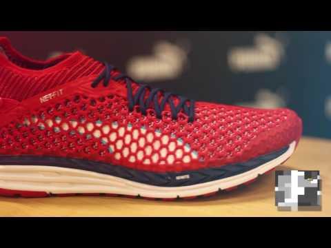 38fa68ef502ce Customized shoe lacing to make fastest Bolt faster