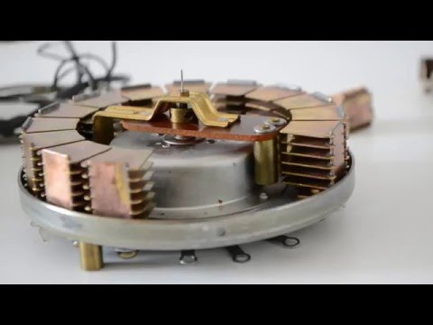 Scanner Vibrato internal
