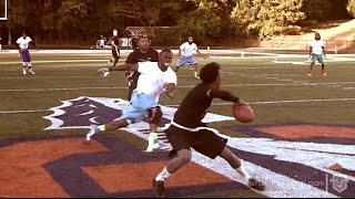 best flag football plays jukes catches rfl season iv hype reel