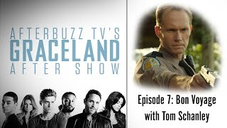 Graceland Season 3 Episode 7 Review w/ Tom Schanley | AfterBuzz TV