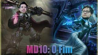 gORDOx e Muca Muriçoca em: Fim da MD10!!