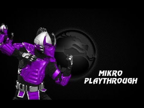 MKP 4.1 Season 2 (MUGEN) - Mikro Playthrough