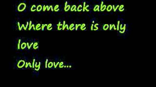 U2- The Ground Beneath Her Feet (Lyrics)