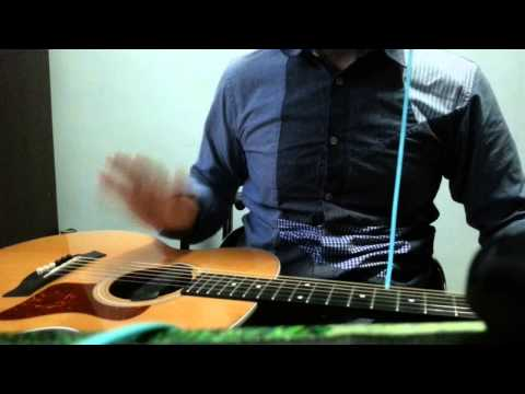 August Rush - Guitar slapping (cover)