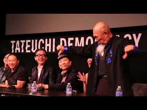 Big Trouble in Little China (1986) Reunion 4/08/2015 Q&A - Chang Sing vs. Wing Kong