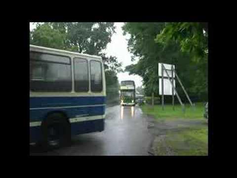 Nottingham Heritage Vehicles Bus & Coach Gathering 2008