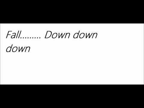 Parachute Cheryl Cole (Lyrics)