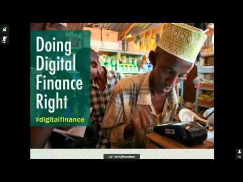 Doing Digital Finance Right