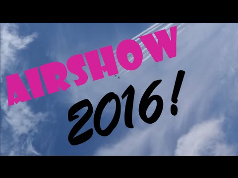 The Wales National Air Show 2016!