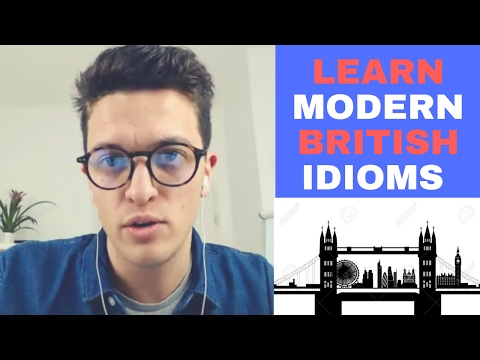 LIVE English Class - The Most Common Idiomatic Expressions in British English: A-Z Series, Part 10