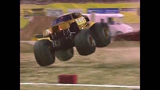 Goldberg vs Nitro Monster Jam World Finals Racing Round 1 2000