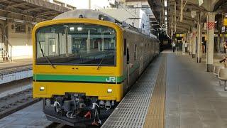 E493系 上野発車