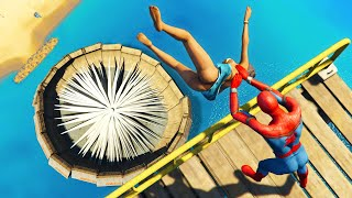 GAMING GONE WRONG #15 - Fail Compilation (GTA 5, Spiderman, Black Ops 4 Funny Moments)