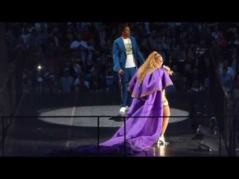 Beyonce and JayZ OTR II  Family feud & Upgrade U  Manchester 2018