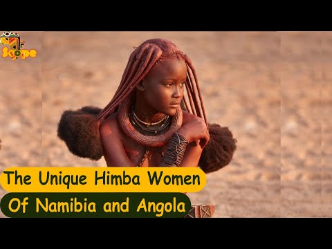 Meet the HIMBA Tribe of Namibia and Angola