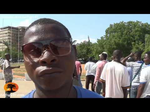 """""""Eyadema a semé la peur au Togo. Nous jeunes n'avons plus peur. Ils vont juste remplir les prisons"""""""