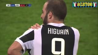 Inter-Juventus (28-04-18). La moviola che nessuno fa vedere