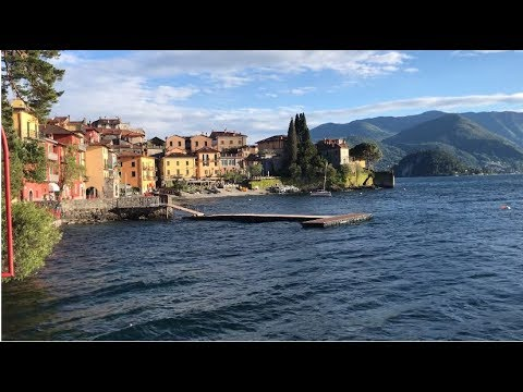 Italy's Honeymoon Country: Lake Como