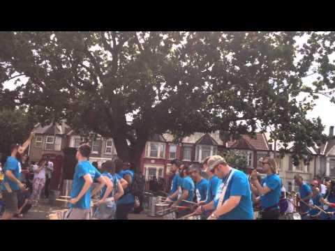 Drum Works - Walthamstow Garden Party
